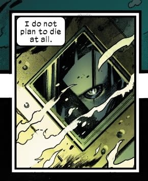 Is The New Captain Krakoa... Actually Dr Stasis From X-Men #1 and #2?