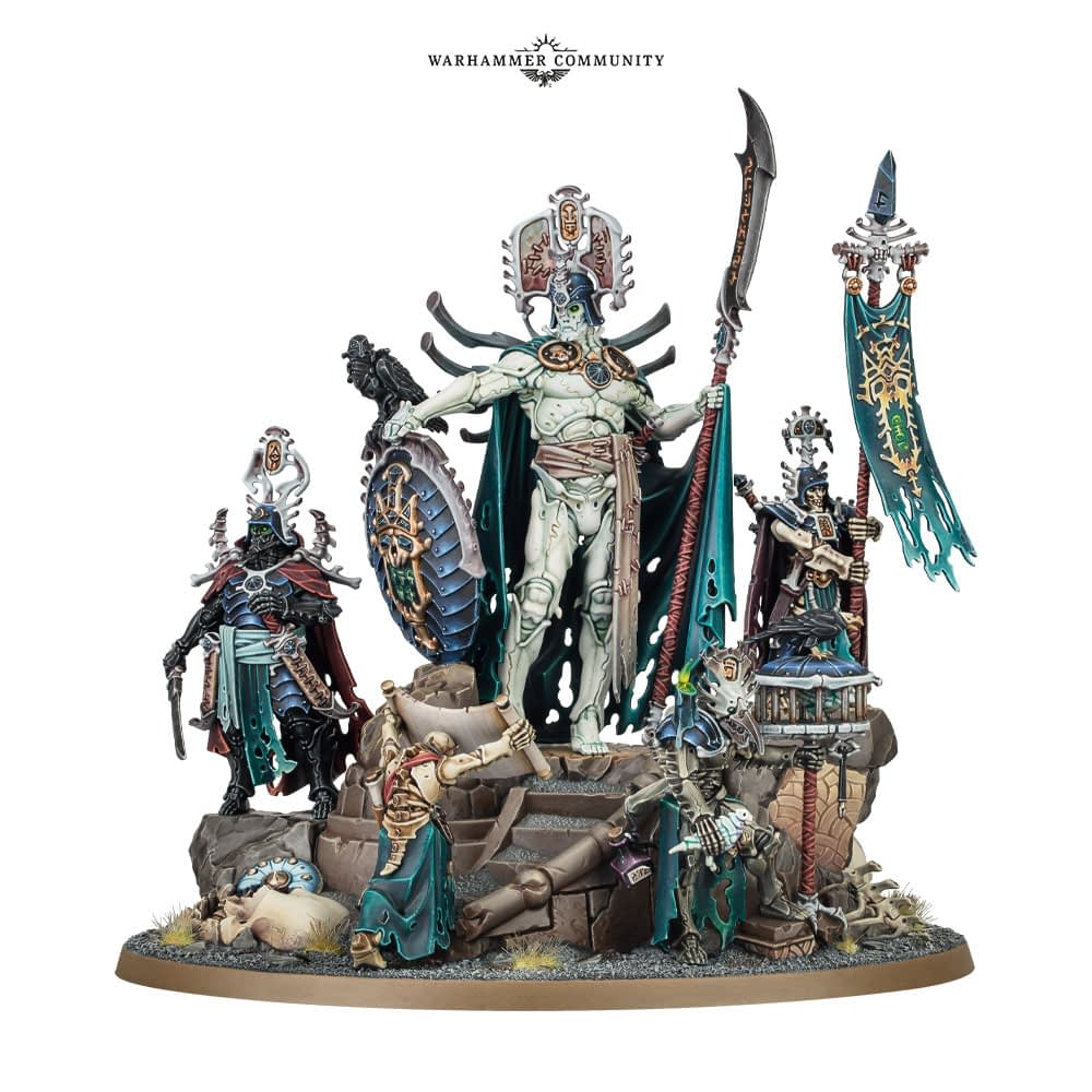 Many New Games Workshop Releases Unveiled at NOVA Open