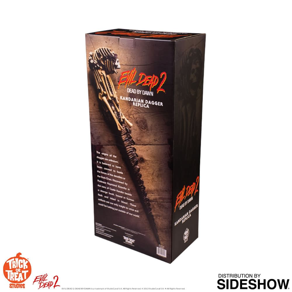 """Relive """"Evil Dead 2"""" New Prop from Trick or Treat Studios"""