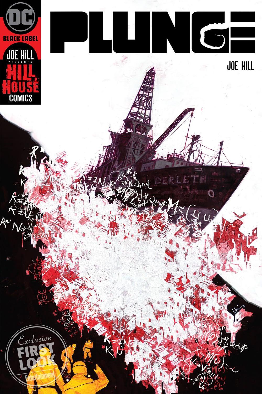 """Joe Hill Launches Horror """"Pop-Up"""" Line at DC Comics"""