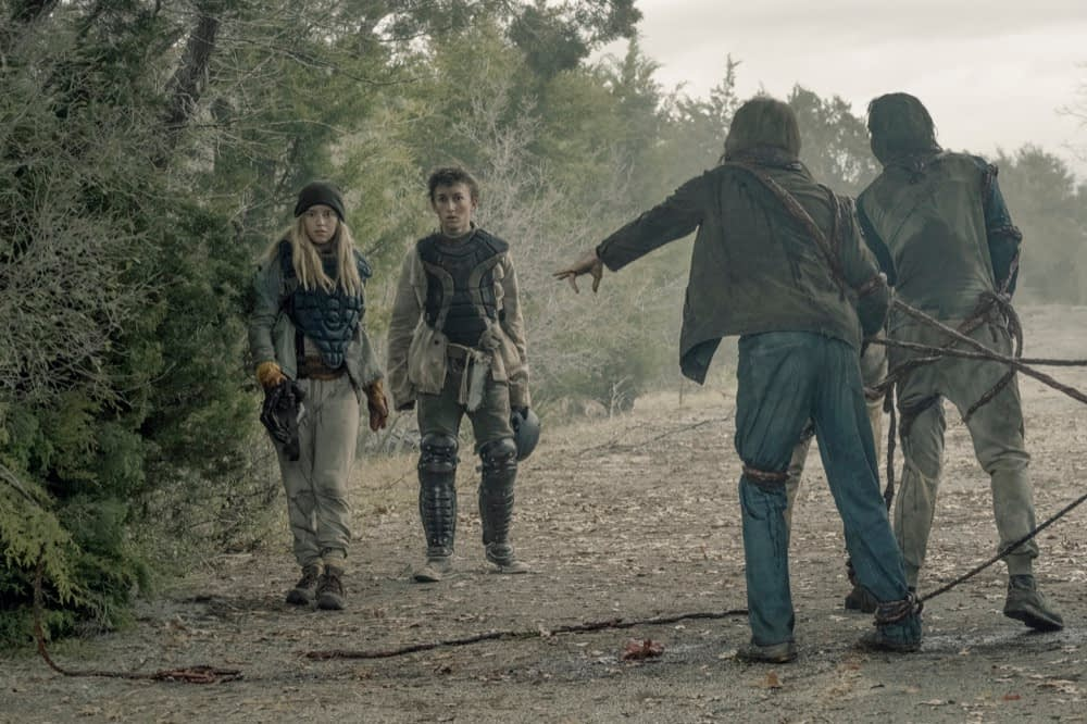 """Fear the Walking Dead"" Season 5, Episode 4 ""Skidmark"": [SPOILER REVIEW]"