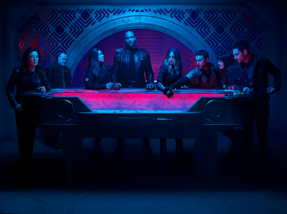 Marvel's Agents of S.H.I.E.L.D..
