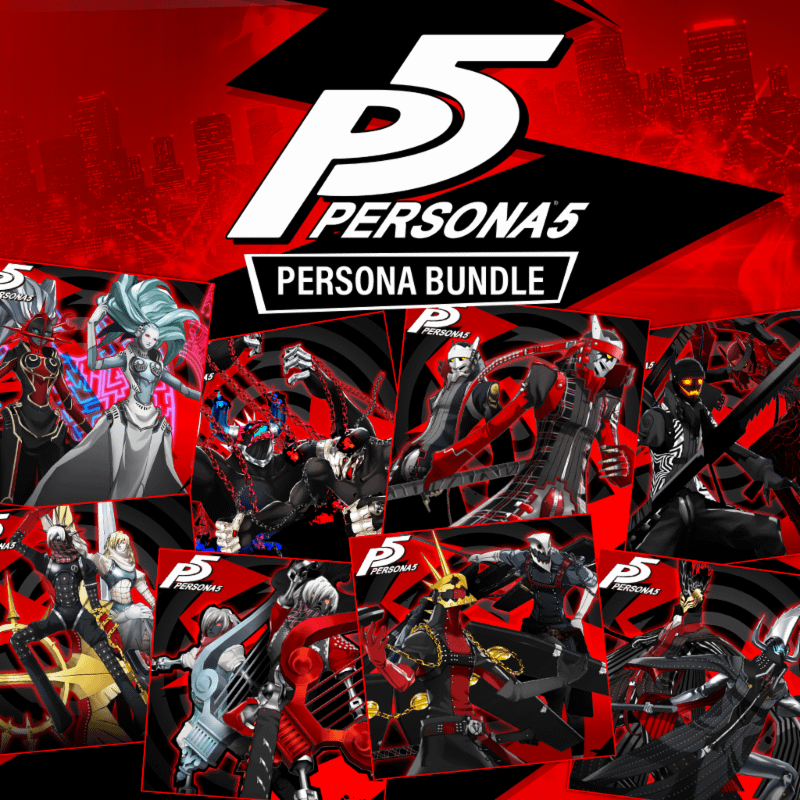 Atlus Give Details To The DLC Bundles For 'Persona 5'