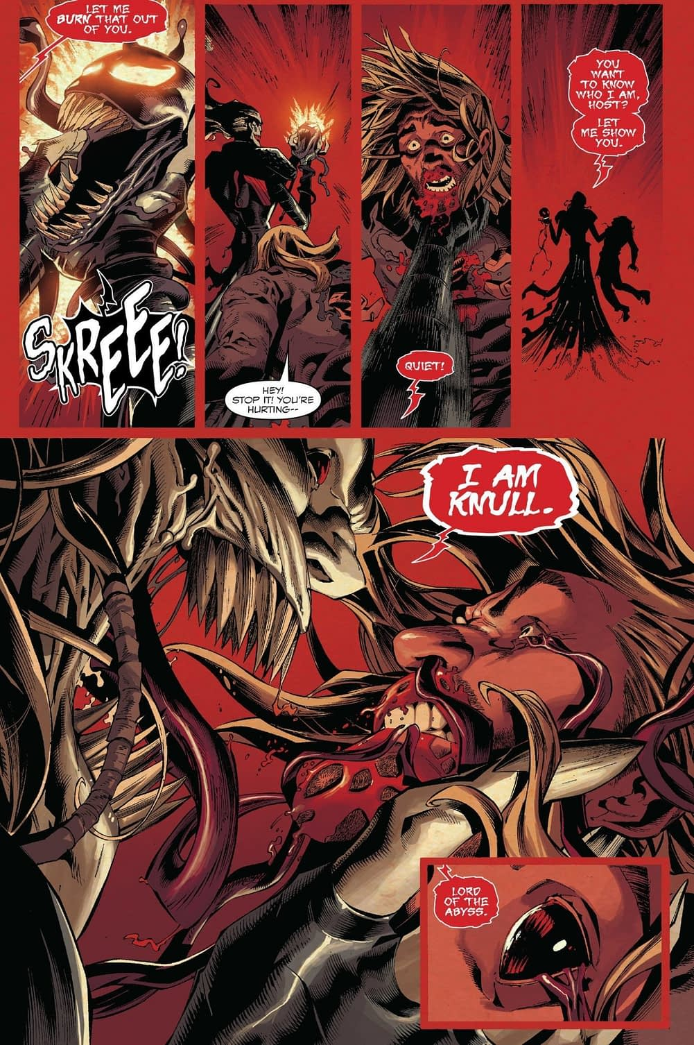 The Rather Sweary True Meaning of Knull [Venom #3 Spoilers]