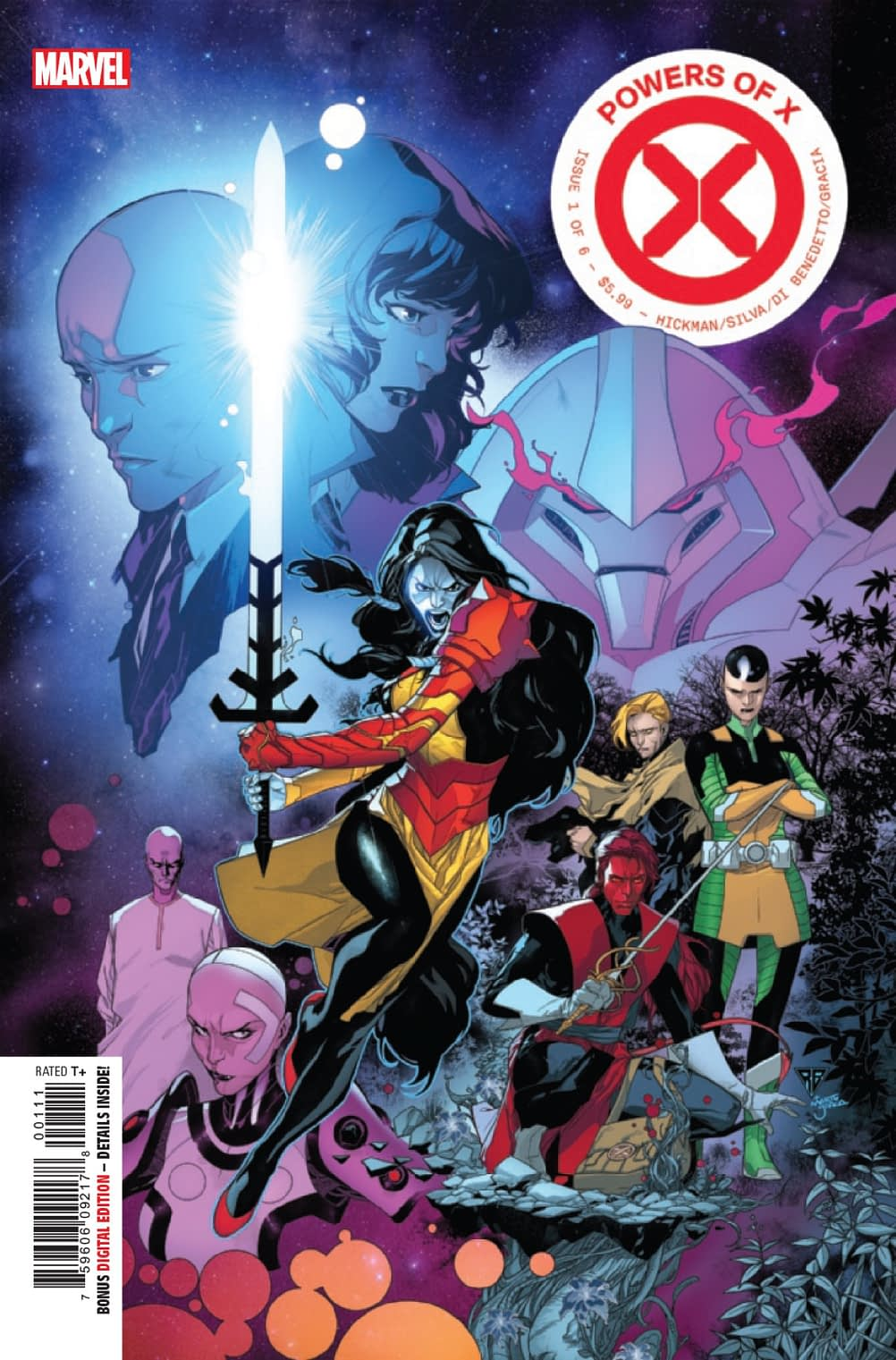 Powers of X #1: Yet Another Post-Apocalyptic Future X-Men Story?