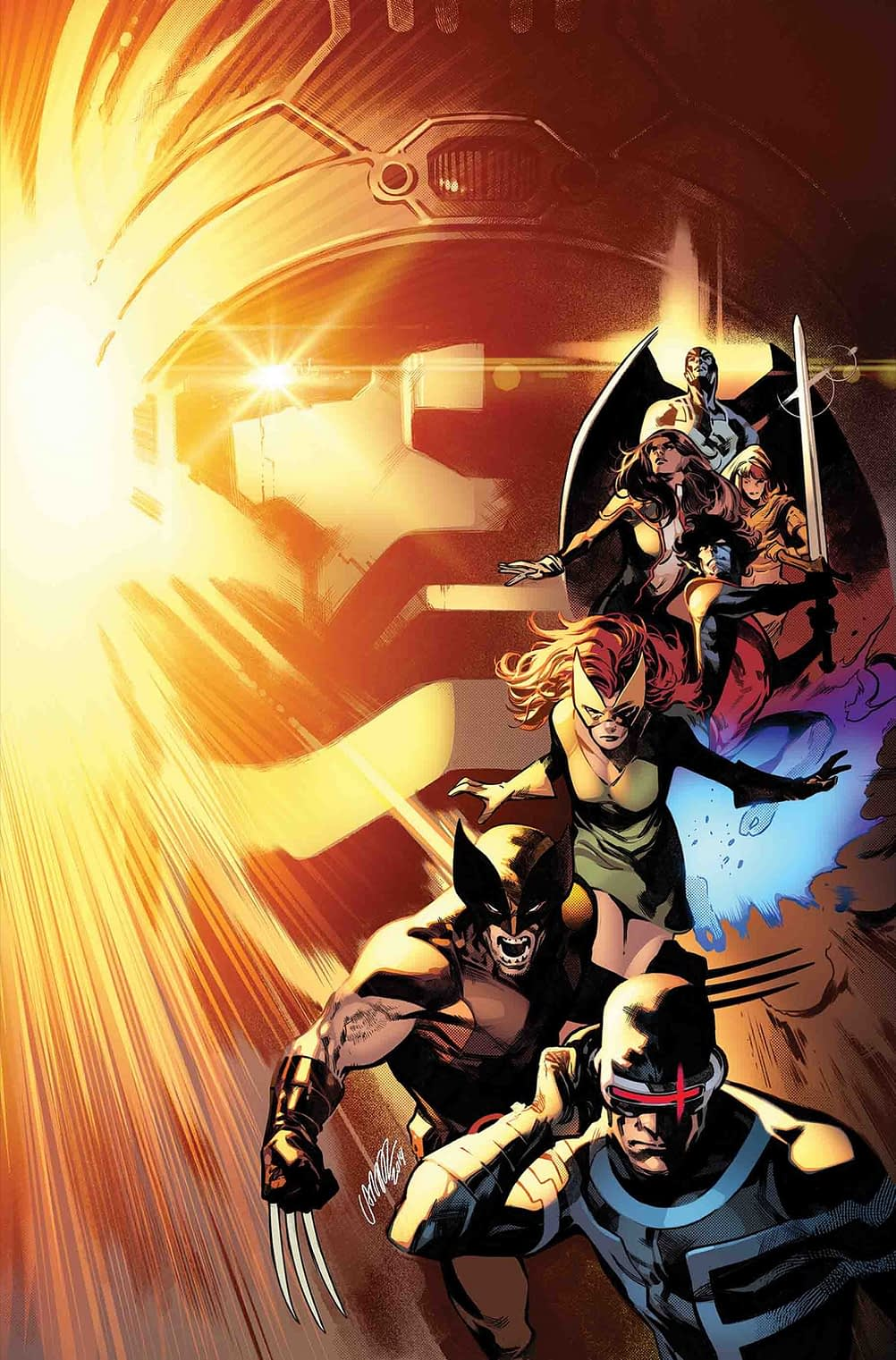 In This Issue of House of X, the X-Men Will Die! (Again) [X