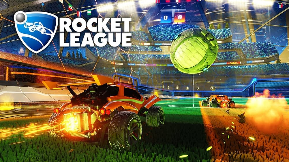 Rocket League is Getting Switch Performance and Quality