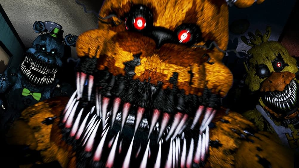 Five Nights At Freddy's 6' Canceled, According To Creator