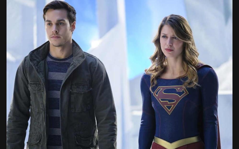 Supergirl dating dating noen i tidlig utvinning