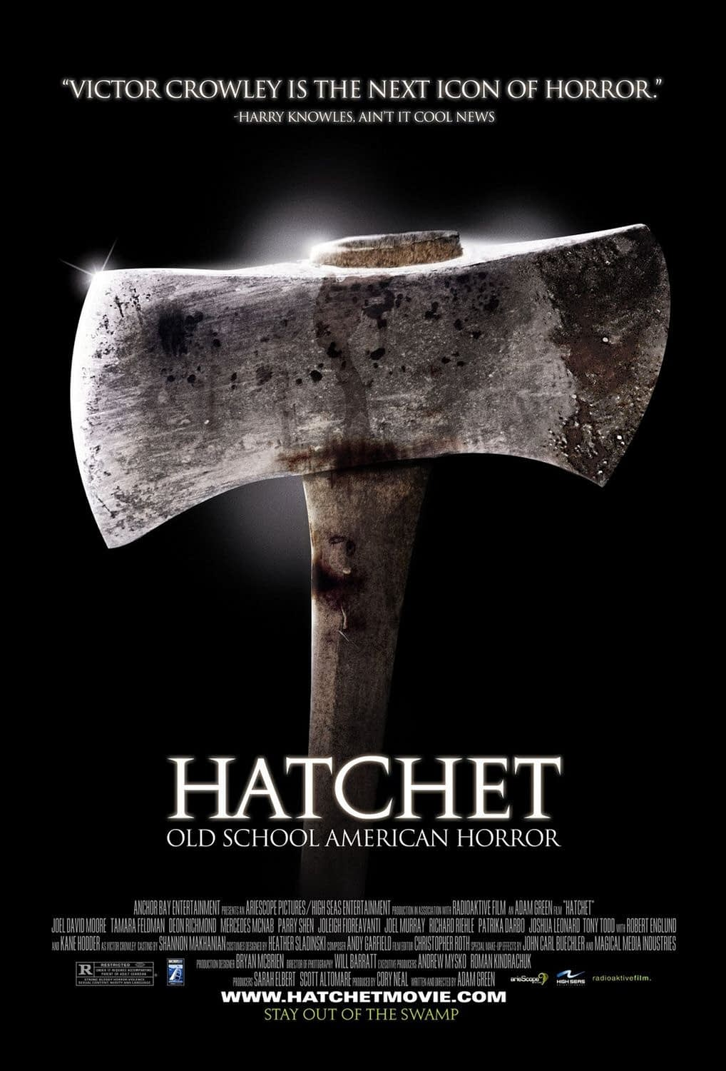 """""""Hatchet"""" Star Danielle Harris Suggests More Sequels Are Coming"""