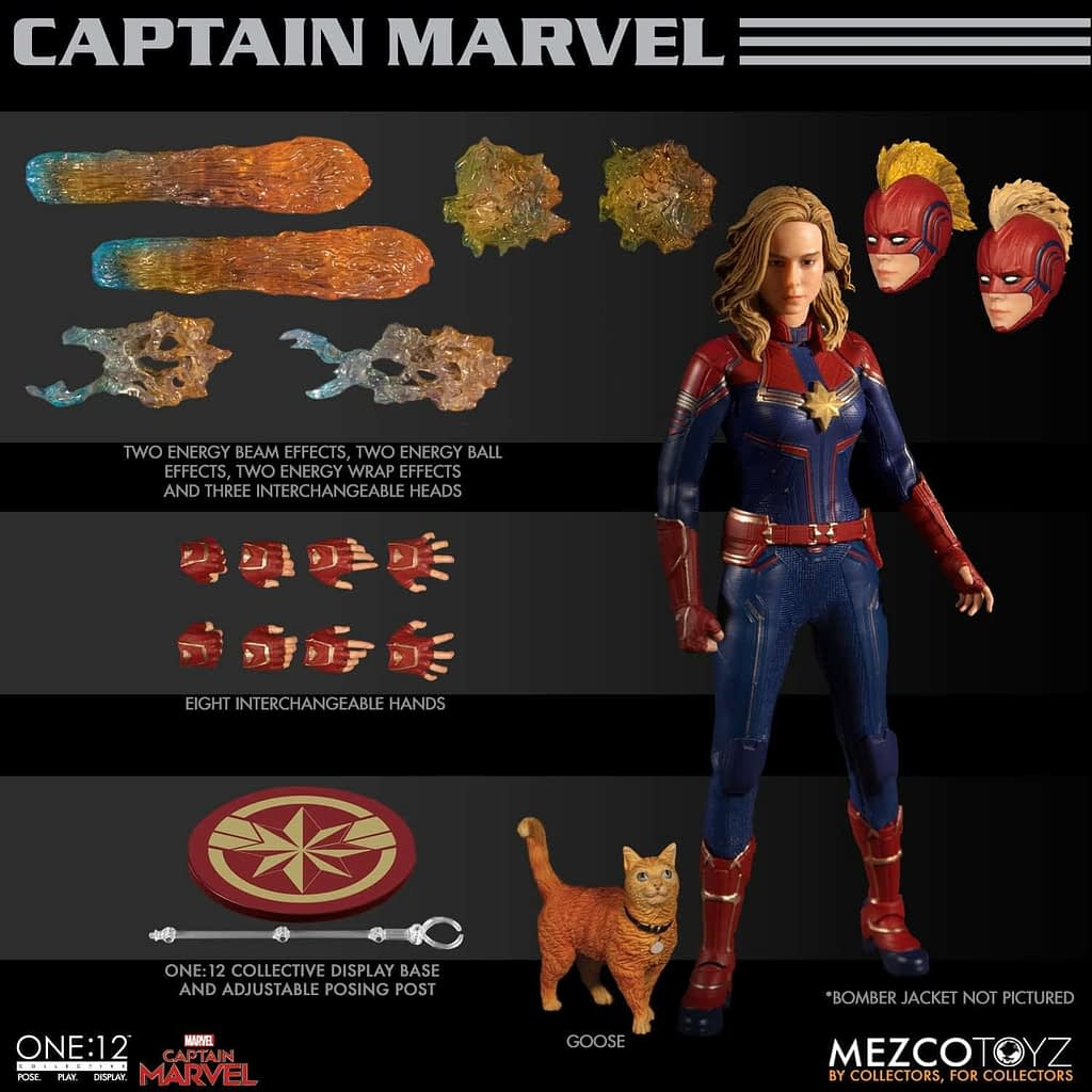 One-12 Collective Captain Marvel 10