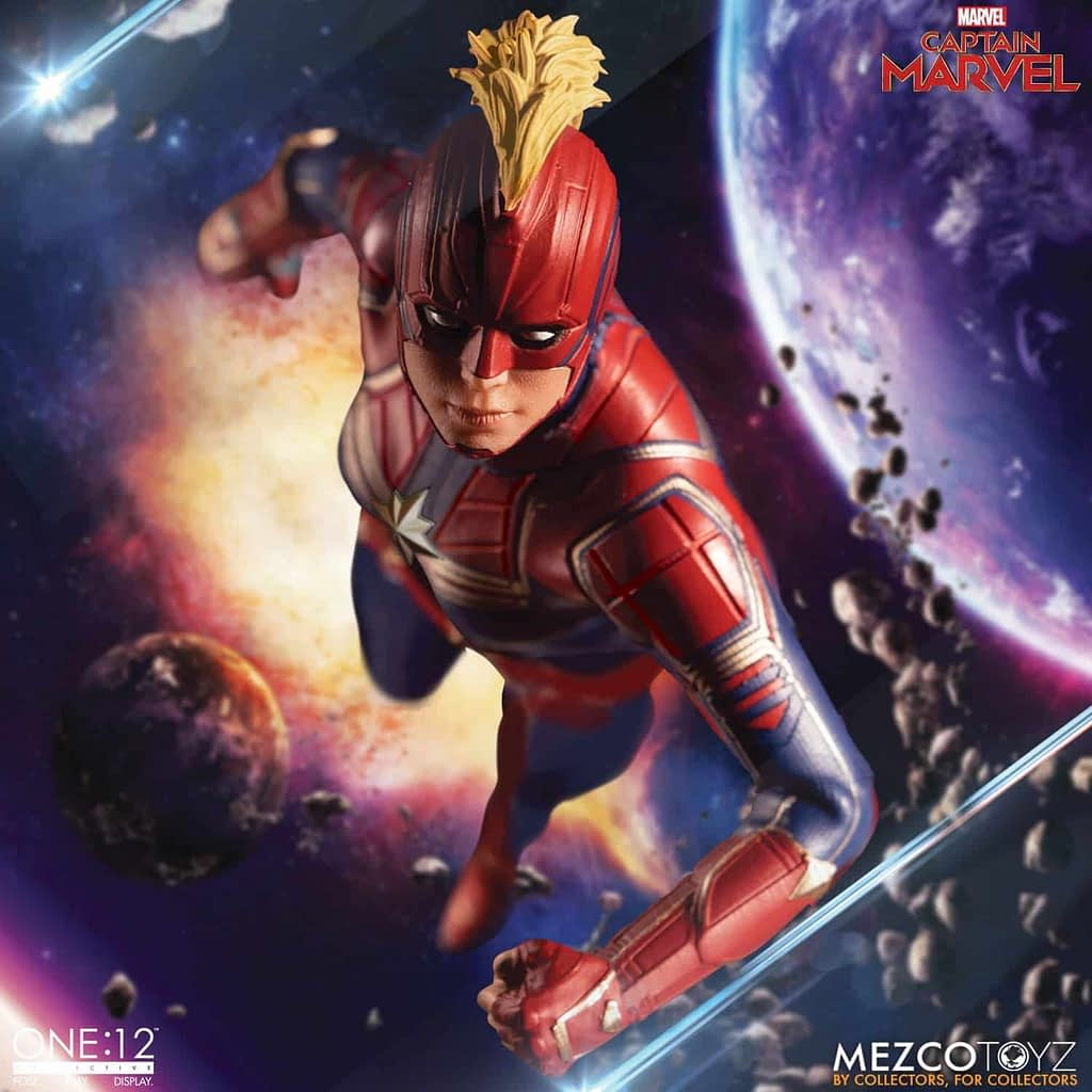 One-12 Collective Captain Marvel 3