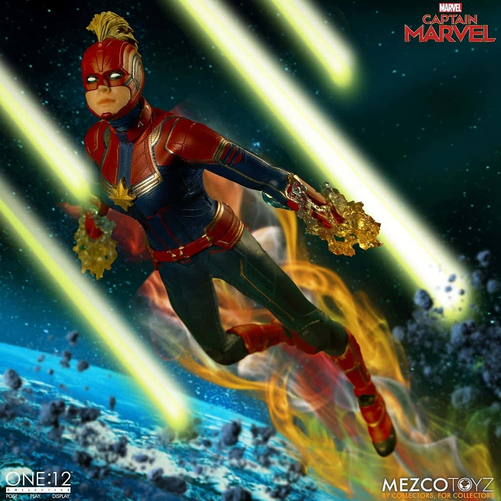 One-12 Collective Captain Marvel 4