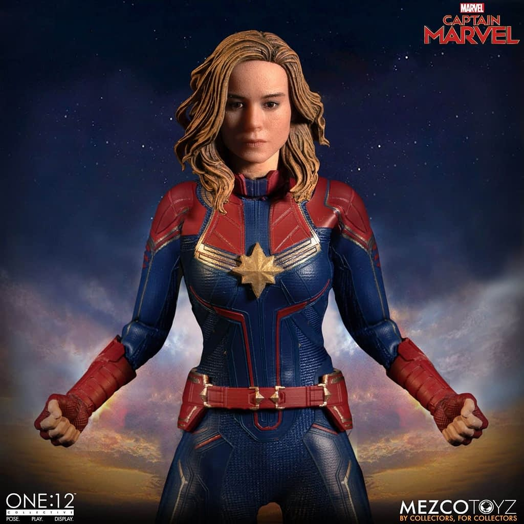 One-12 Collective Captain Marvel 5