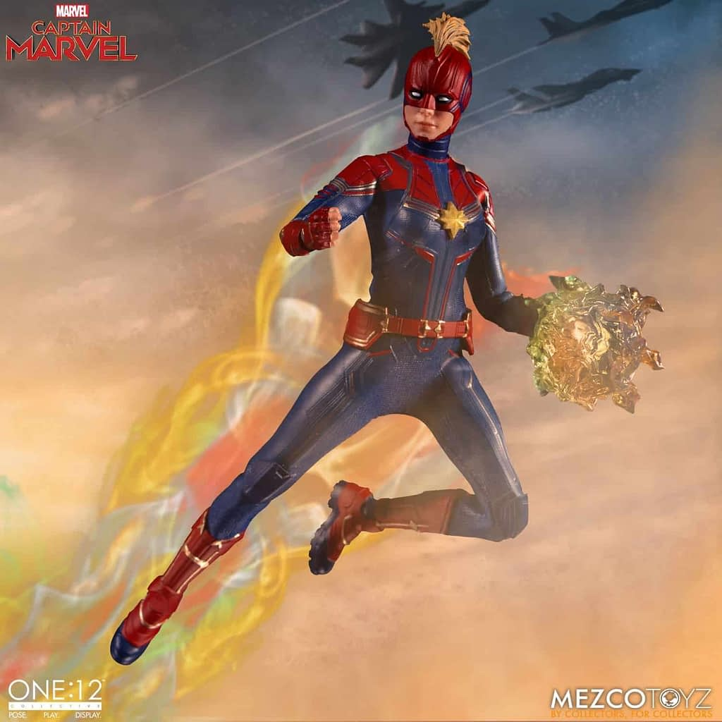 One-12 Collective Captain Marvel 7