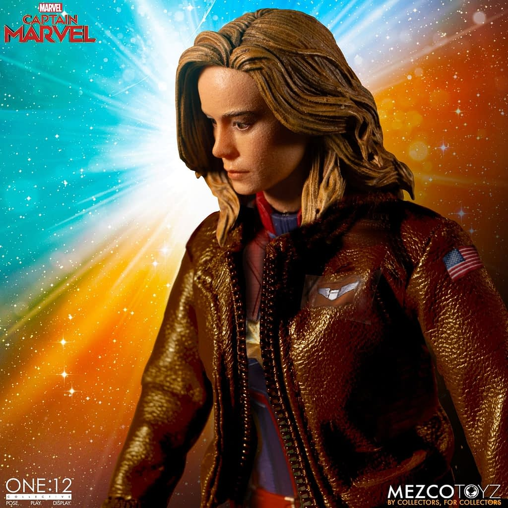 One-12 Collective Captain Marvel 9