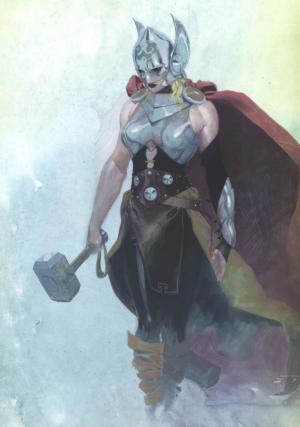 Thor 001