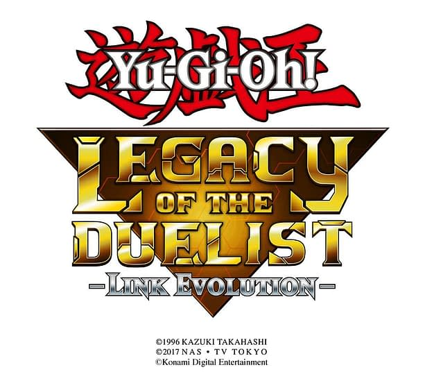 Yu-Gi-Oh! Legacy of the Duelist: Link Evolution Will Get a Physical Release