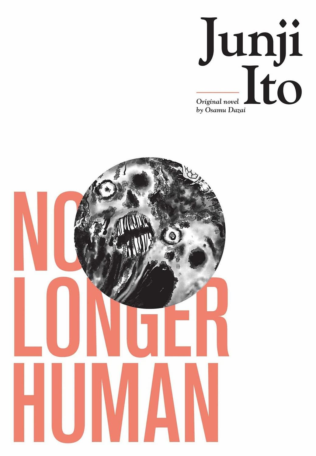"""Review: Junji Ito Adapts """"No Longer Human"""" into a Masterpiece of Existential Horror"""