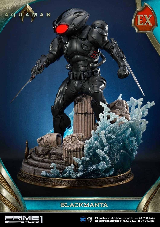 Aquaman Black Manta Prime 1 Studio Statue 15