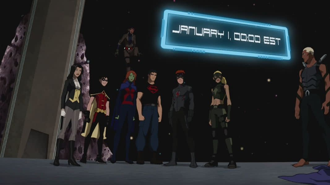 young justice season 1 8 best