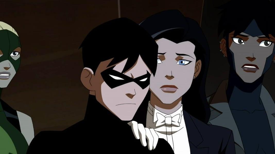 Young Justice Season 1 Episode 25