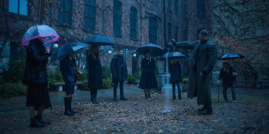 umbrella academy way ba
