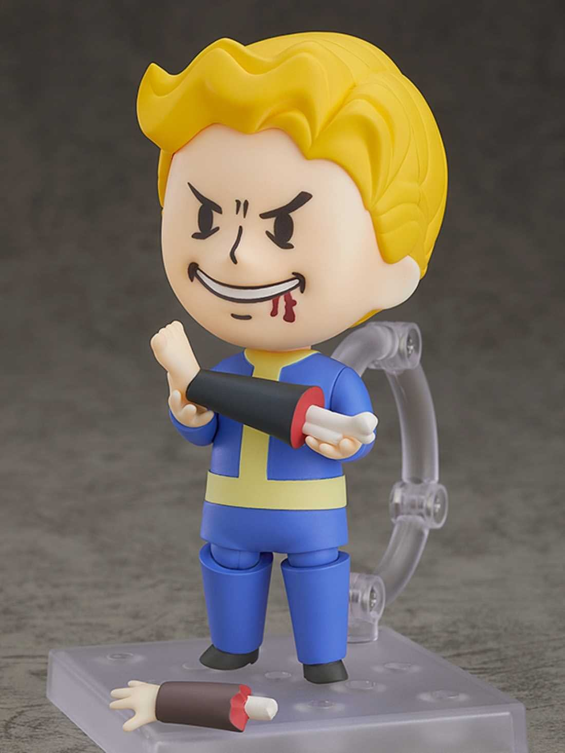 Leave the Vault with New Vault Boy Nendoroid from Good Smile Company