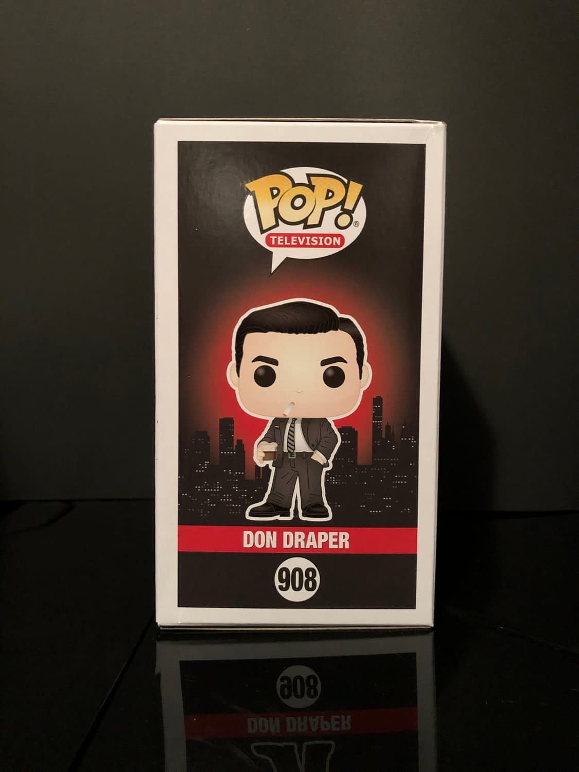 Mad Men Gets Funko Pops and Don Draper Has Arrived [Review]