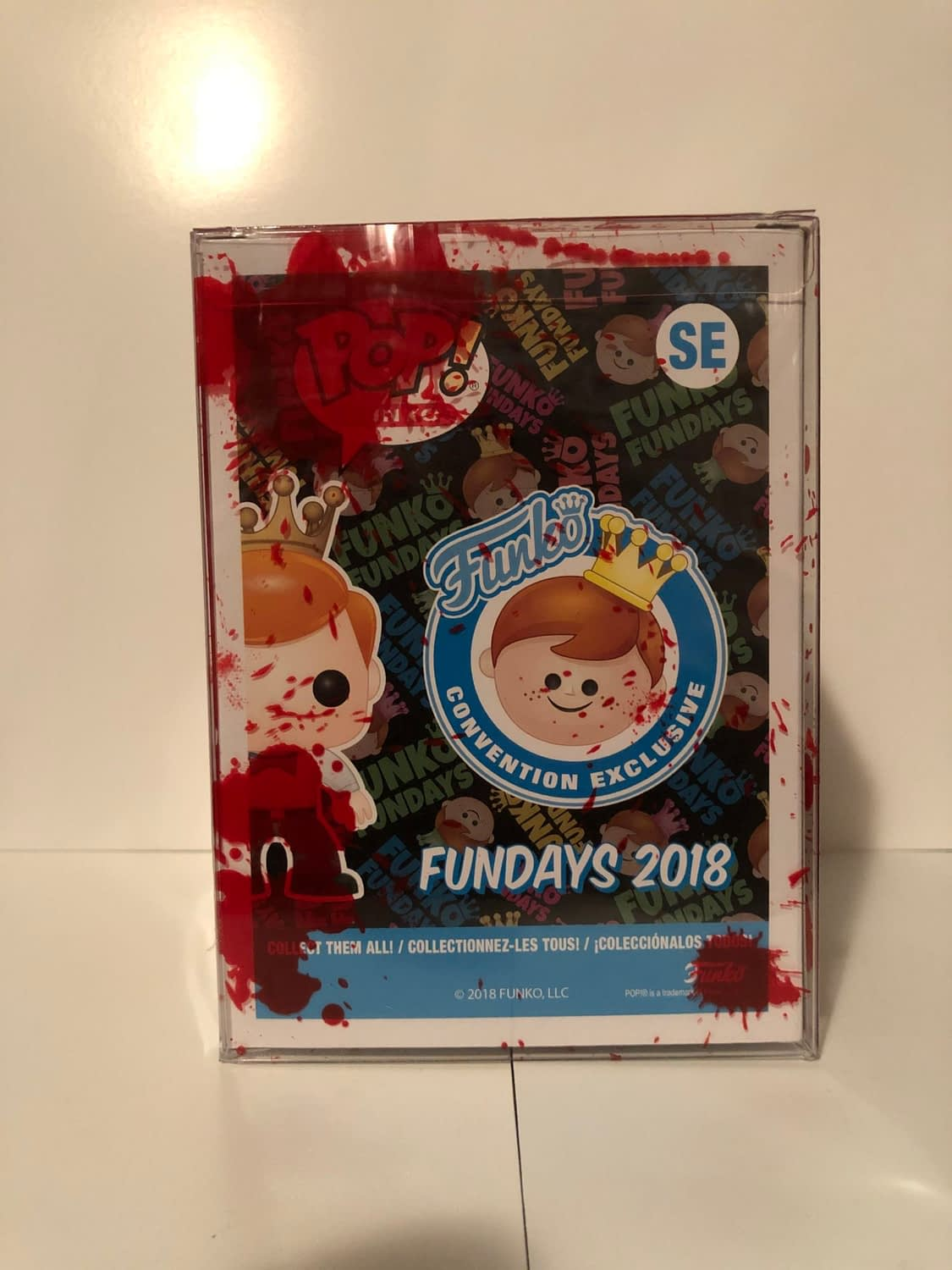 Blood Splatter Protectors Are Killer for Your Funko Collection [Review]
