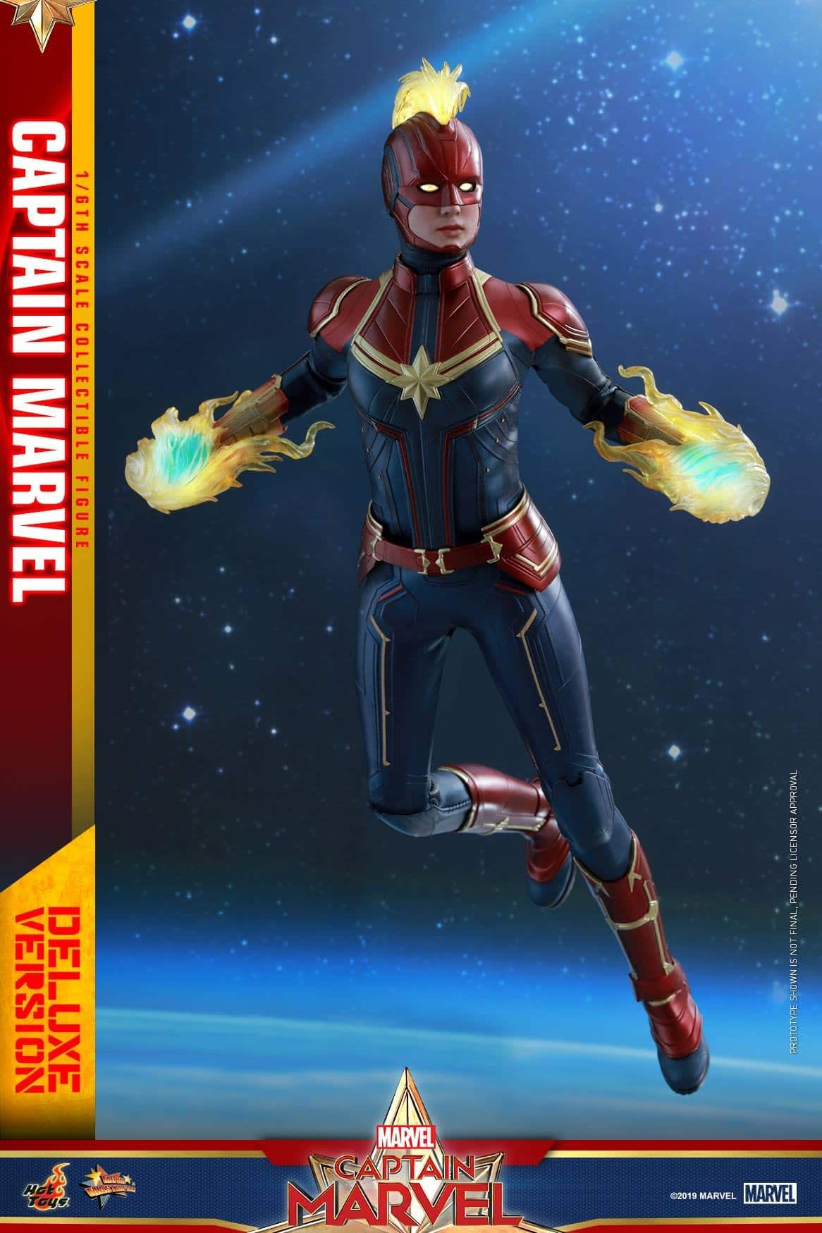 Hot Toys Captain Marvel 23