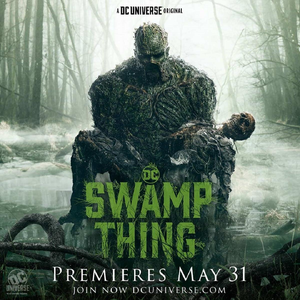 Swamp Thing Netflix