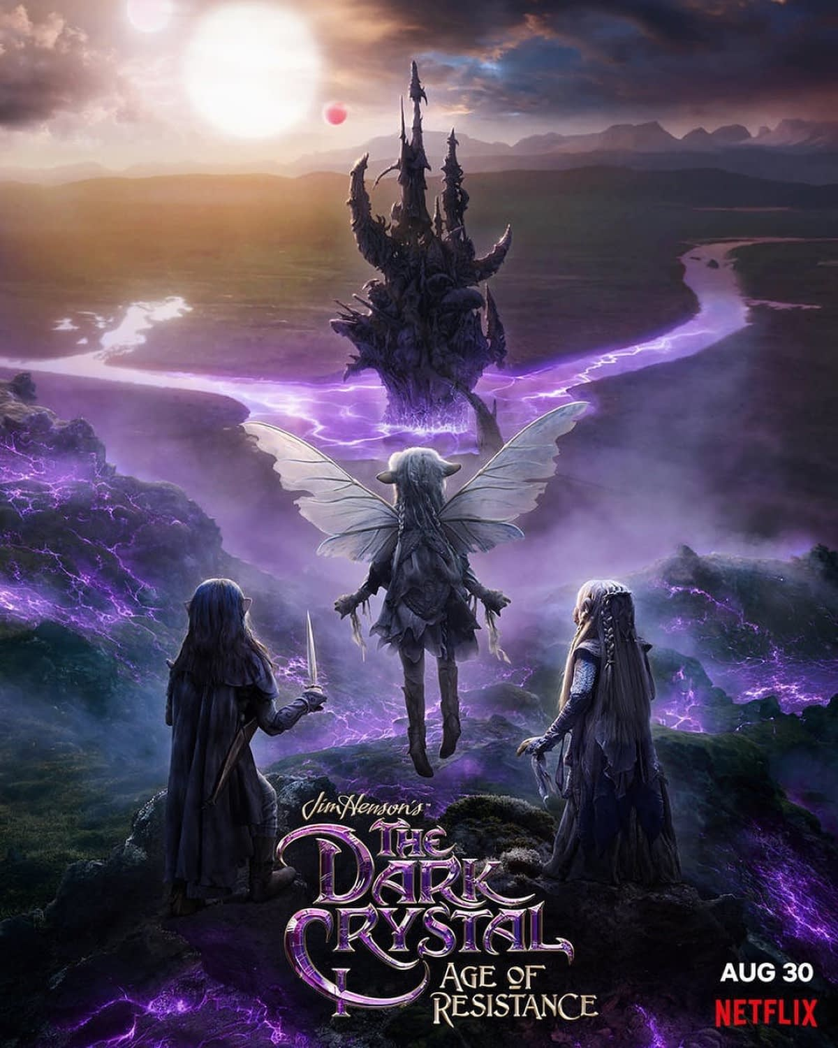 First Teaser Trailer for Netflix Series 'Dark Crystal: Age of Resistance' Hits!