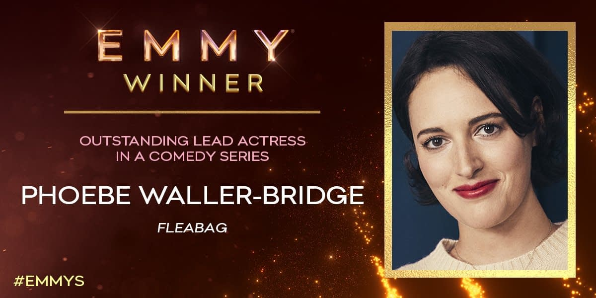 """Fleabag"": 4 Emmy Wins Continue Phoebe Waller-Bridge's Path to World Conquest"