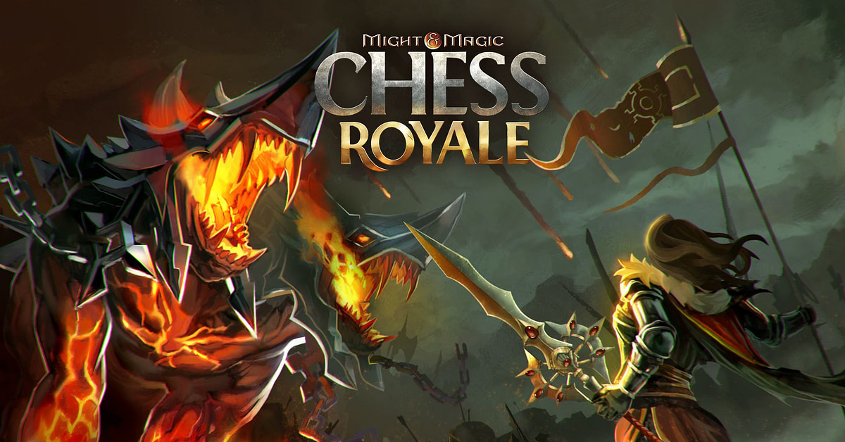 Image result for Might & Magic: Chess Royale hack""