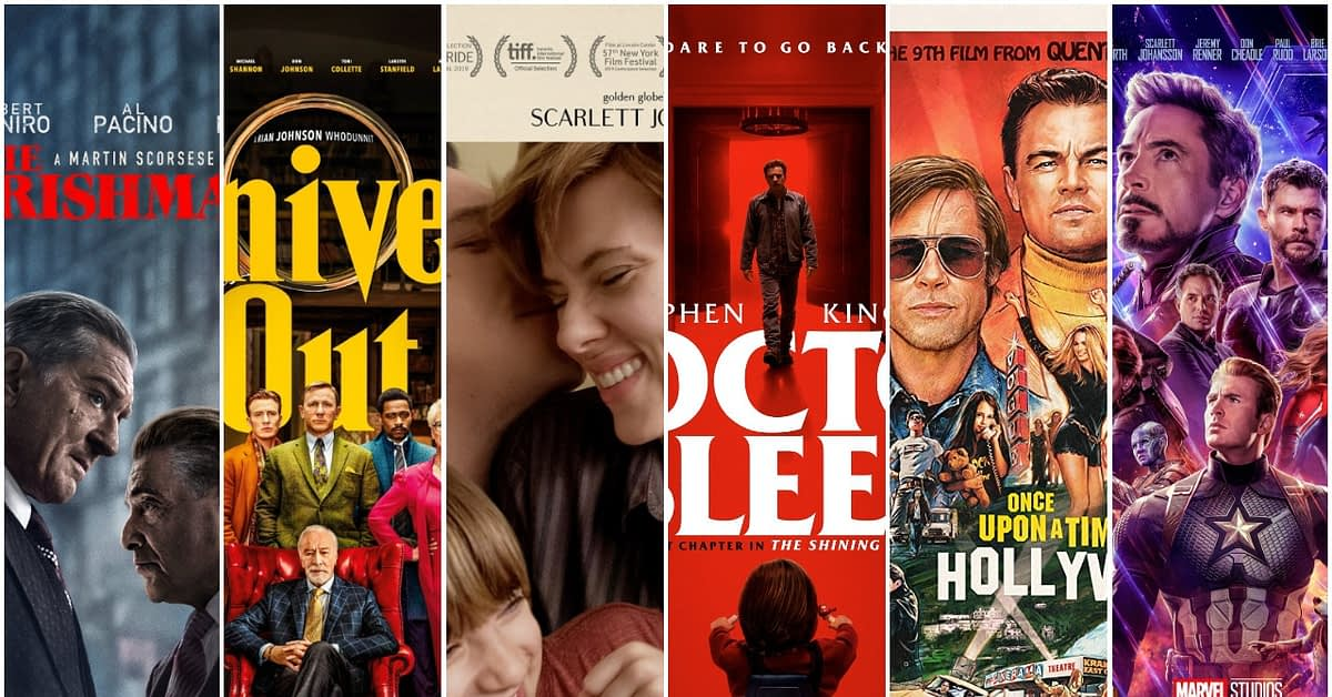 Bleeding Cool Writers Picks Their Top 10 Films of the Year