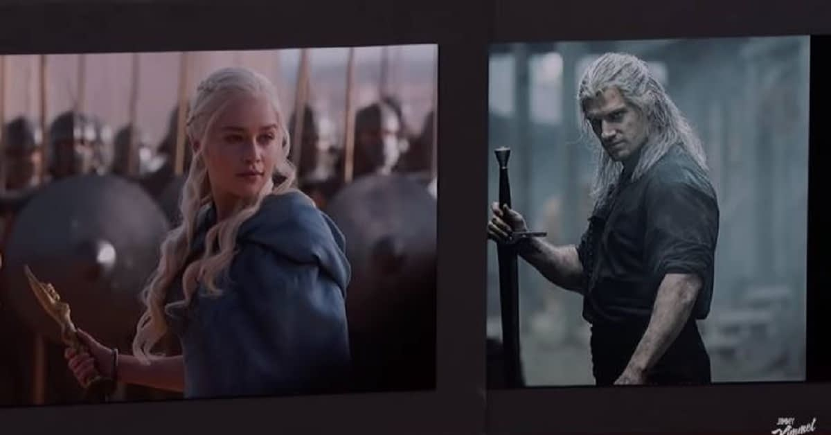 """The Witcher"": Henry Cavill Talks Netflix Series, Previews Scene; Jimmy Kimmel Makes Interesting Observation [VIDEO]"