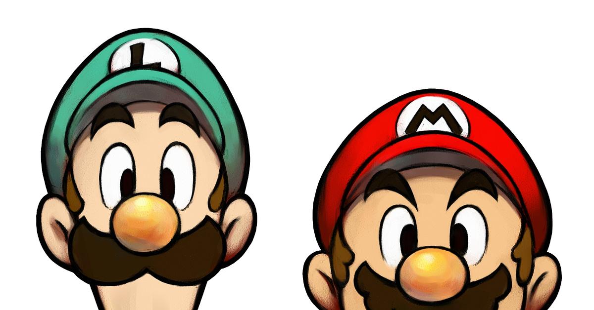 Nintendo Files Trademark Papers For A New Mario Luigi Title
