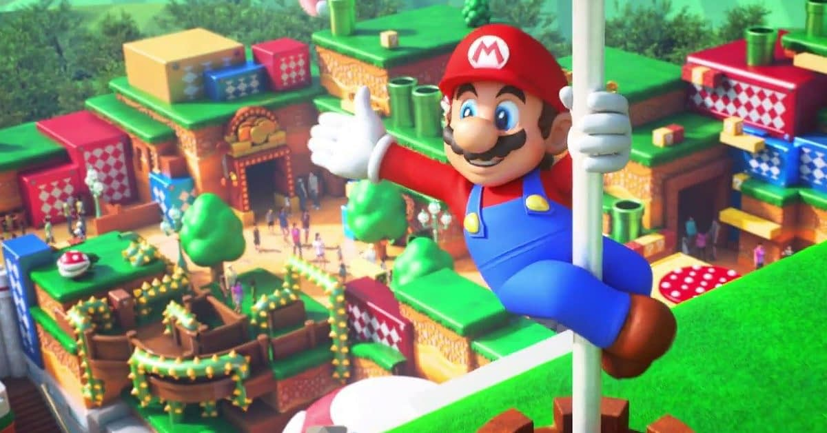 Super Nintendo World Will Be Part of Universal Orland's Epic Universe - Bleeding Cool News