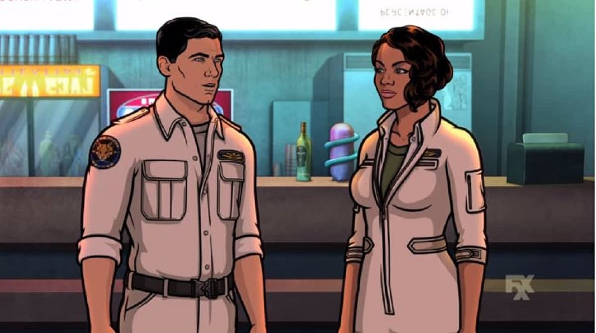 'Archer: 1999' - Sterling Owns Up to His Inner-Captain