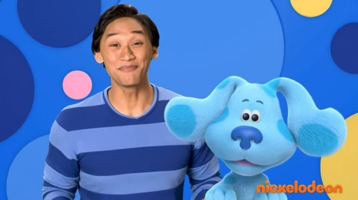 """Blue's Clues"" is Back With an All-New Host and Old Friends!"