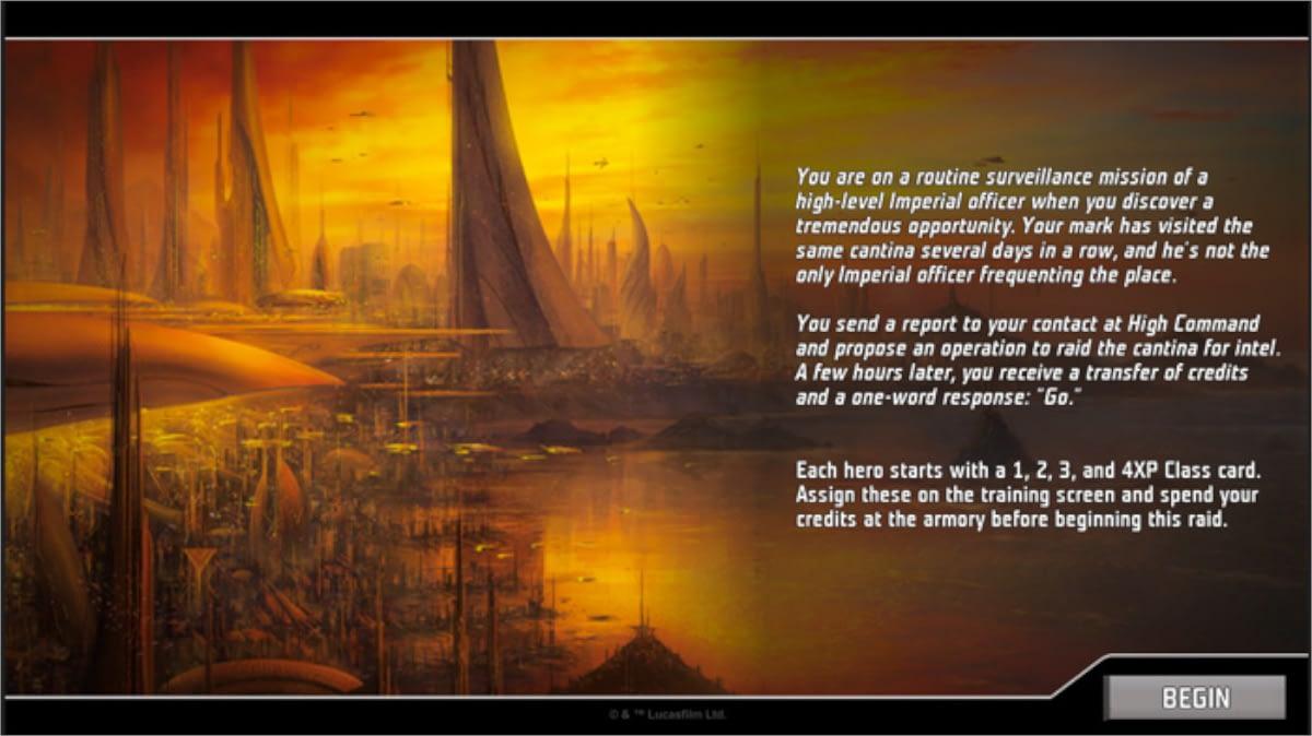 Star Wars: Imperial Assault Getting New Raid from Fantasy Flight Games
