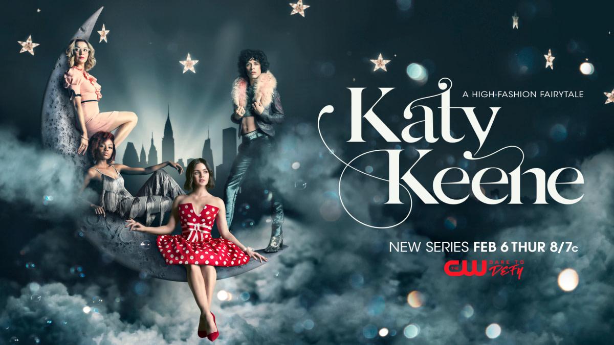"""Résultat de recherche d'images pour """"katy keene cw poster"""""""