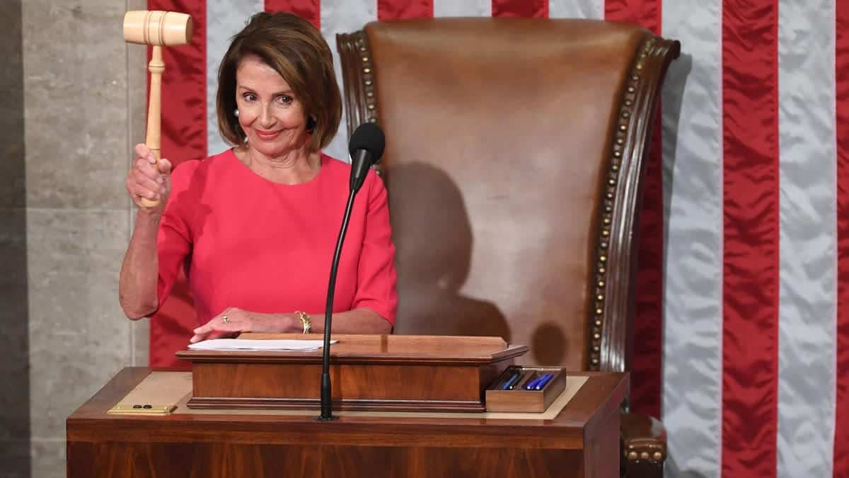 nancy pelosi vh1 trailblazer