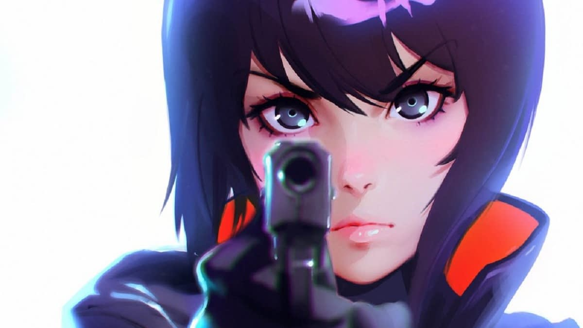 Ghost In The Shell 2019 Stream German