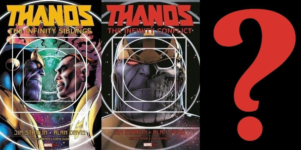 Final Part Of Jim Starlin's Last Thanos Story - The Infinity Ending?