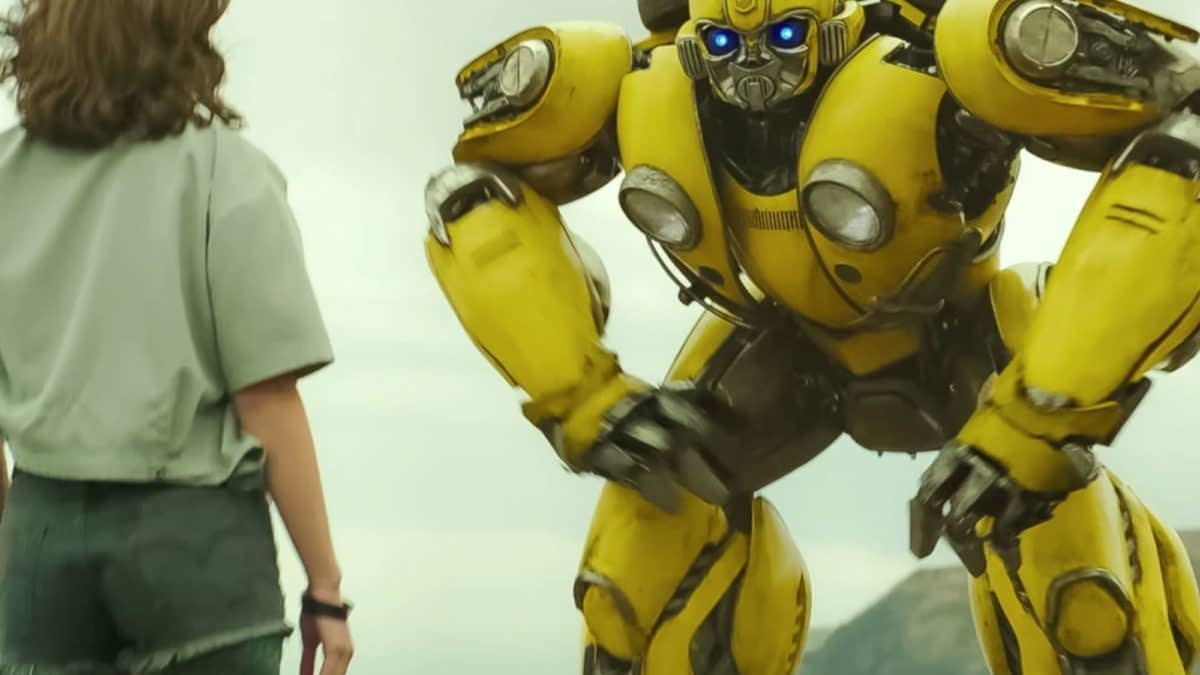 The Optimus Prime Movie Isn't Happening, New Details on Bumblebee 2