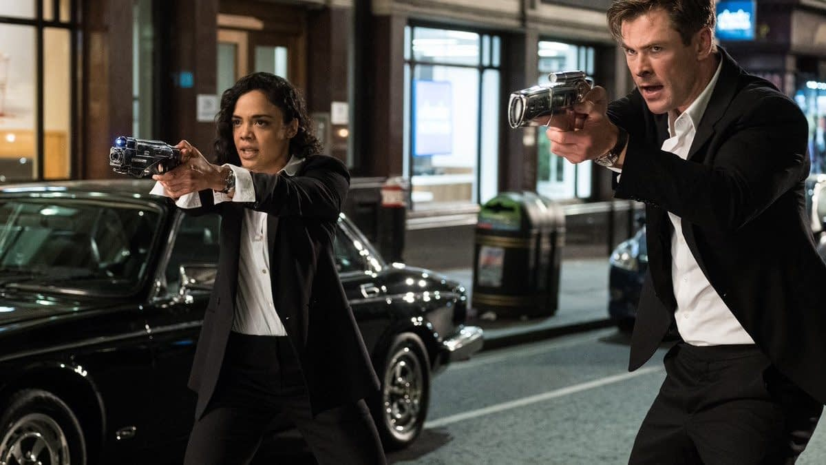 First Look at the Shape-Shifting Aliens in Men in Black: International