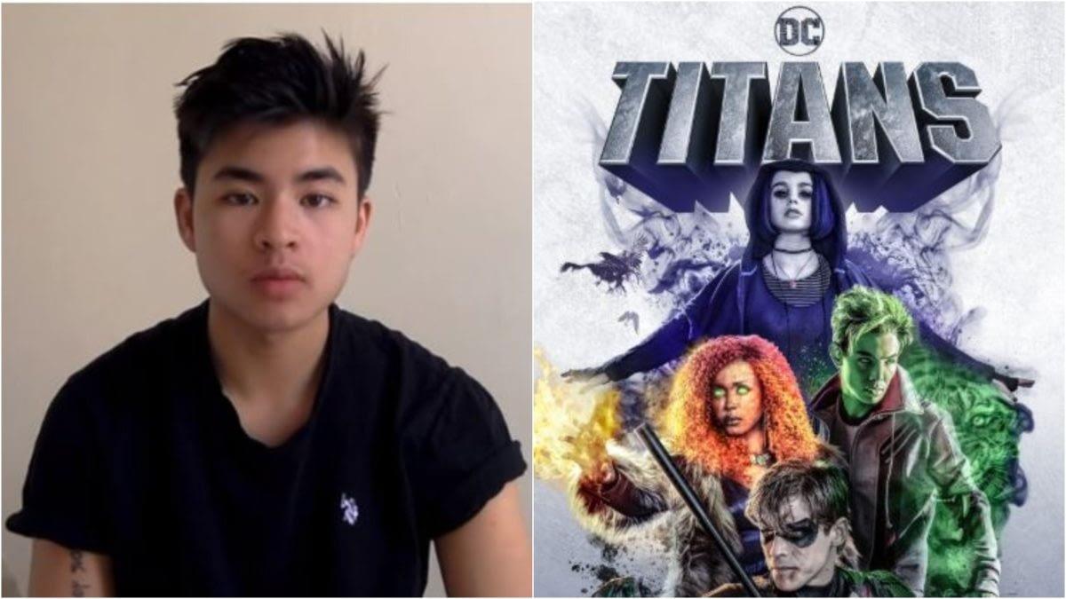 'Titans' Season 2: Chella Man Cast as Jericho in DC Universe Live-Action Series