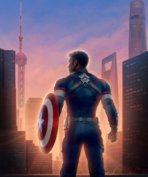 5 Character Posters for Avengers: Endgame Shared By Disney